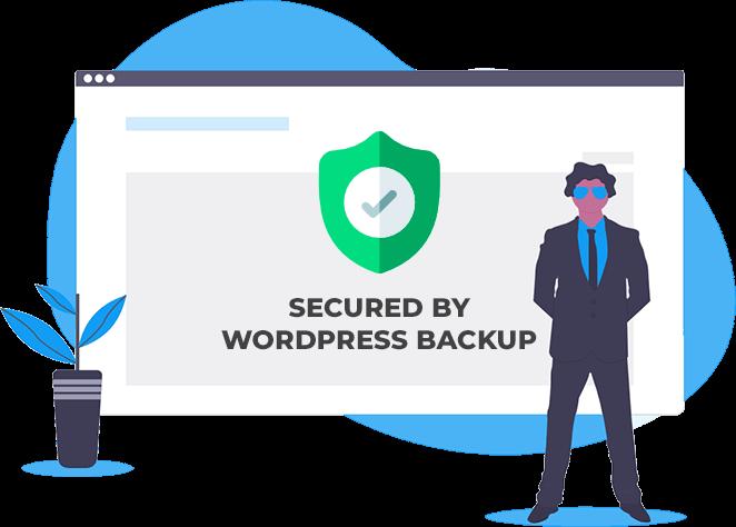 WordPress beveiliging door WordPress Backup
